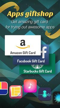 Apps giftshop – Free Gift Card poster