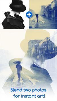 Photo Blender for Instagram poster