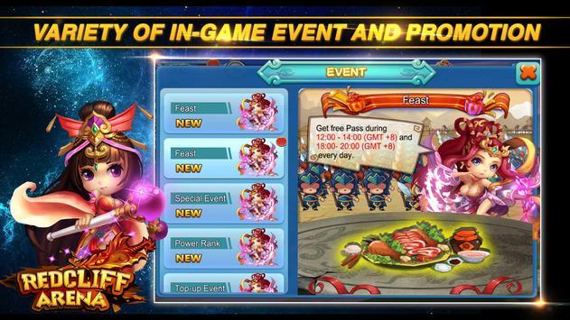 Redcliff Arena apk screenshot