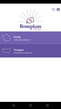BonsPlans.coupons poster
