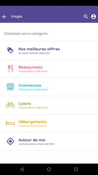 BonsPlans.coupons screenshot 1