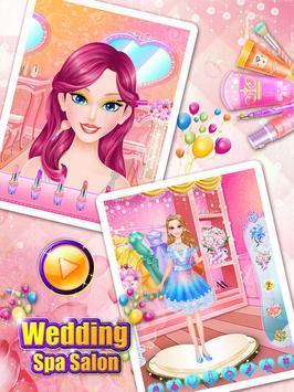 Wedding Spa Salon: Girls Games Screenshot 3