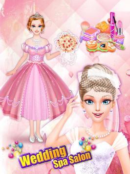 Wedding Spa Salon: Girls Games Plakat