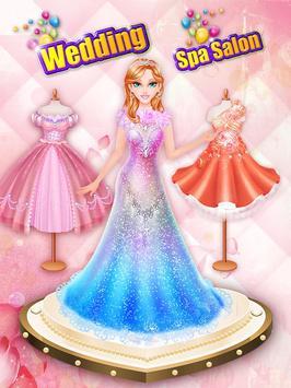 Wedding Spa Salon: Girls Games Screenshot 2