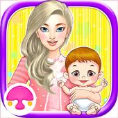 Newborn Baby Care 2: Girl Game icon