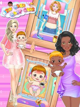 Newborn Baby Care 2: Girl Game screenshot 3