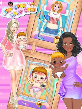 Newborn Baby Care 2: Girl Game screenshot 13