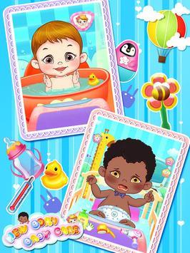 Newborn Baby Care 2: Girl Game screenshot 2