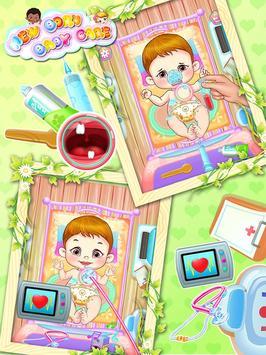 Newborn Baby Care 2: Girl Game screenshot 4