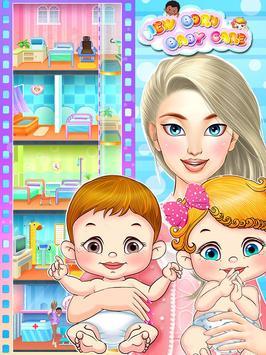 Newborn Baby Care 2: Girl Game screenshot 5