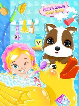 Anna's Growth: Baby Game screenshot 6