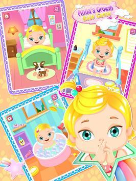 Anna's Growth: Baby Game screenshot 3