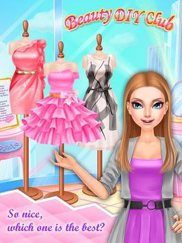 Beauty DIY Club: Girls Games apk screenshot