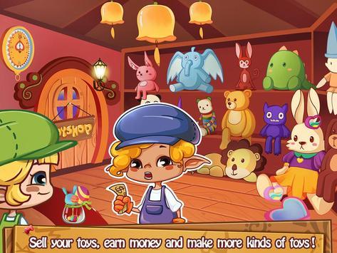 Children's Dream Toy Factory apk screenshot