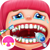 Crazy Dentist Salon: Girl Game icon