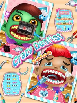 Crazy Dentist Salon: Girl Game screenshot 12