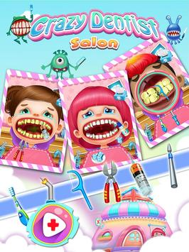 Crazy Dentist Salon: Girl Game screenshot 4