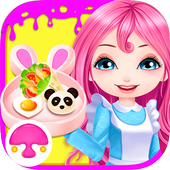 Lunch Box Maker: cooking games icon