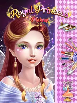 Princess Makeup Salon screenshot 4