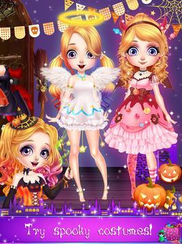 Princess Sandy:Halloween Salon apk screenshot
