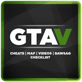 Map & Cheats for GTA V icon