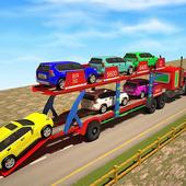 Transporter Games Multistory Car Transport icon