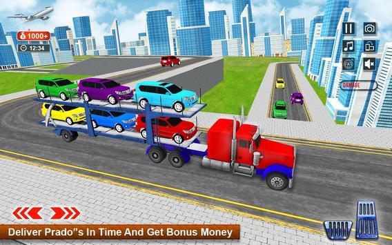 Transporter Games Multistory Car Transport screenshot 5