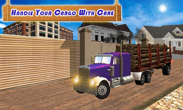 Euro Truck Cargo Driving screenshot 9