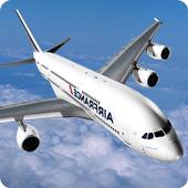 Flight Pilot Simulator 2017 icon