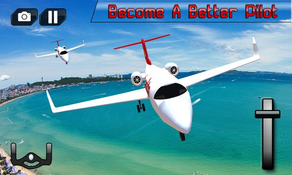 Flight Pilot Simulator 2017 screenshot 3
