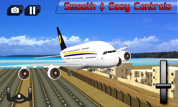 Flight Pilot Simulator 2017 screenshot 12