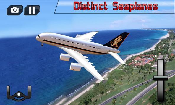 Flight Pilot Simulator 2017 screenshot 1