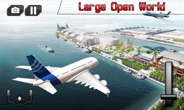 Flight Pilot Simulator 2017 screenshot 7