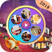 Rakshabandhan Video With Song Photo to Video Maker icon