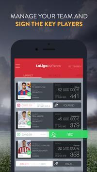 LaLiga Fantasy MARCA️ 2018 ⚽️  Football Manager apk screenshot