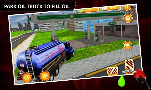 Oil Truck Simulator USA 2017 apk screenshot