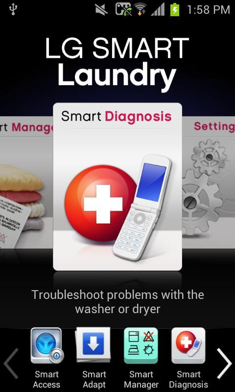 LG Smart Laundry&DW for Android - APK Download