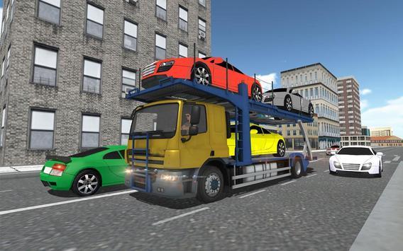 Euro Truck Driver Offroad screenshot 11