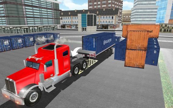 Euro Truck Driver Offroad screenshot 12