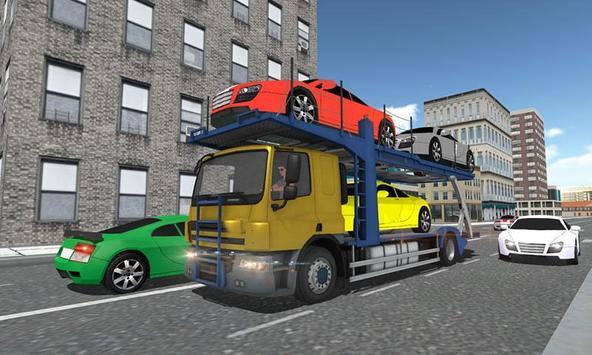 Euro Truck Driver Offroad screenshot 1