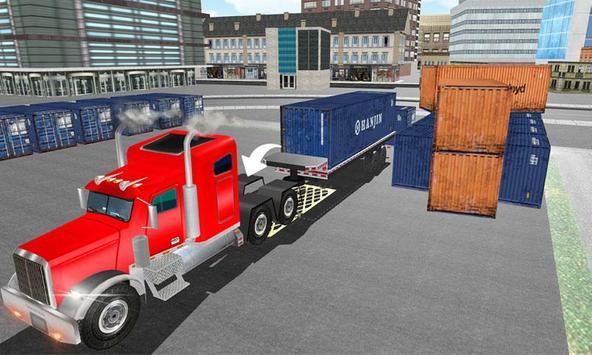 Euro Truck Driver Offroad screenshot 2