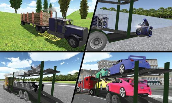 Euro Truck Driver Offroad screenshot 4