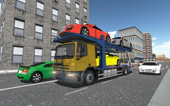 Euro Truck Driver Offroad screenshot 6