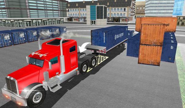 Euro Truck Driver Offroad screenshot 7