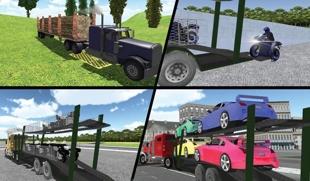 Euro Truck Driver Offroad screenshot 9