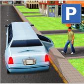 VIP Stretch Limo Car Driver icon
