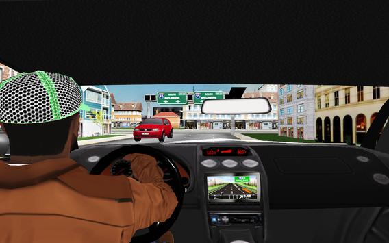VIP Stretch Limo Car Driver screenshot 2