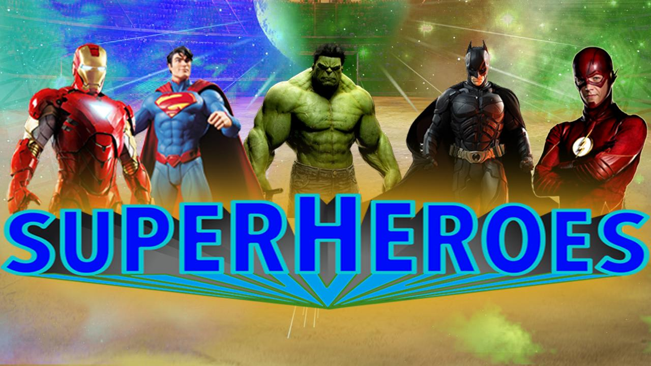 Superheroes Fighting Games for Android - APK Download