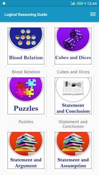 Logical Reasoning Guide poster