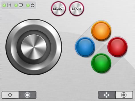 LG Android TV Game Remote screenshot 5